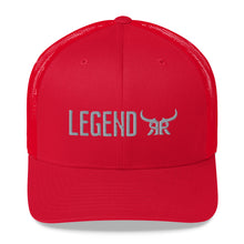 Load image into Gallery viewer, Legend Silver Mesh Snap Back (4 Colors)