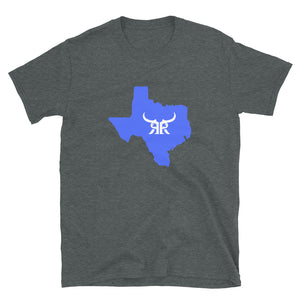 Deep in the heart Blue Short Sleeve (5 Colors)