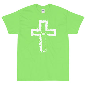 Faith White Short Sleeve T-Shirt (12 Colors)