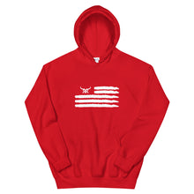 Load image into Gallery viewer, 'Merica Hoodie White (10 Colors)