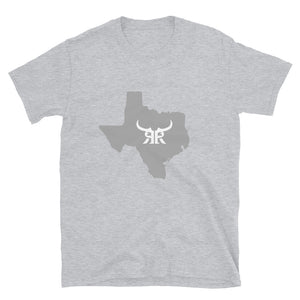 Deep in the heart grey short sleeve (4 colors)