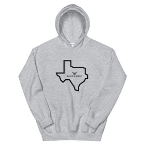 Texas Proud Hoodie (4 Colors)