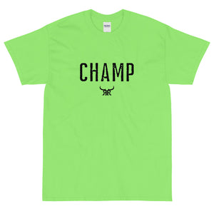 Champ Short Sleeve T-Shirt (12 Colors)