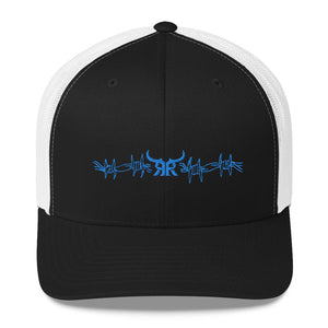 Wired up Mesh snap back aqua (8 colors)
