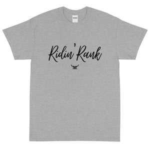 Ridin' Rank Short Sleeve T-Shirt