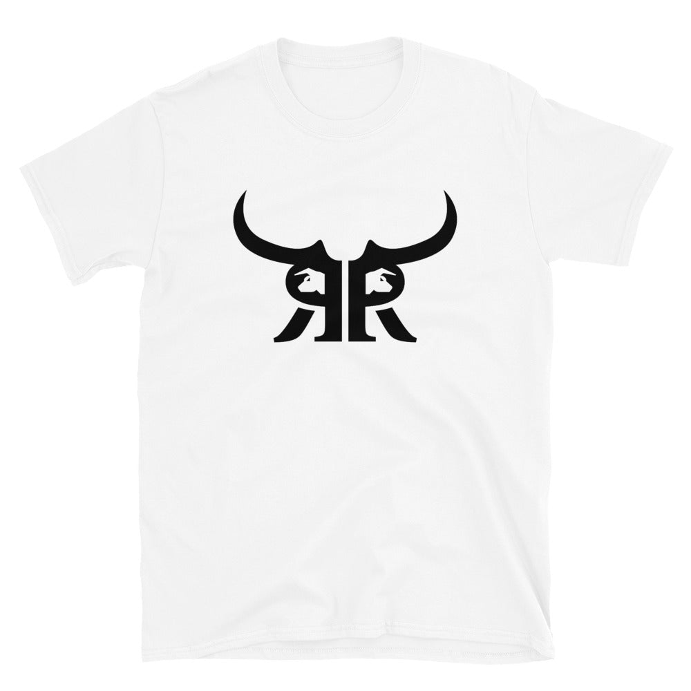 Black icon short sleeve t-shirt (3 colors)