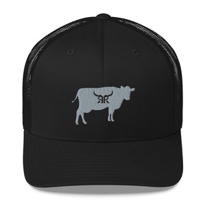 Beef Master Silver Mesh Snap Back (4 Colors)