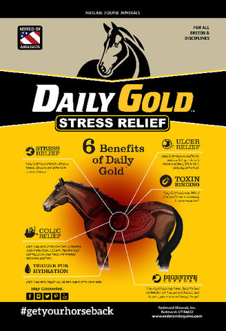 Daily Gold Stress Relief