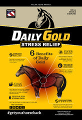 Daily Gold Brochure- Natural Horse Supplements from Whole Equine