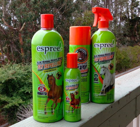 Aloe Herbal Horse Spray Fly Repellent