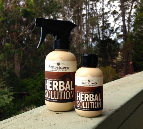 Schreiner's Herbal Solution