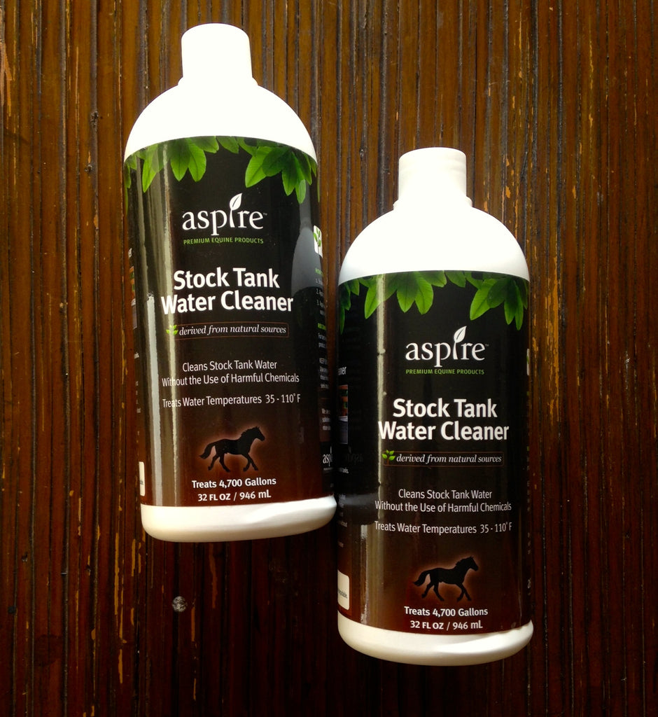 Equine Stock Tank Water Cleanser