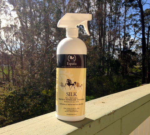 España Silk Protein Waterless Shampoo