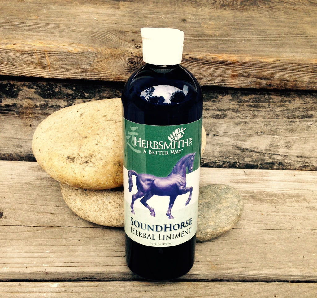 SoundHorse Liniment Natural Horse care
