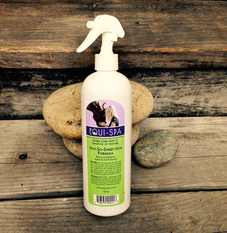 Not So Sweet Itch Spray Formula