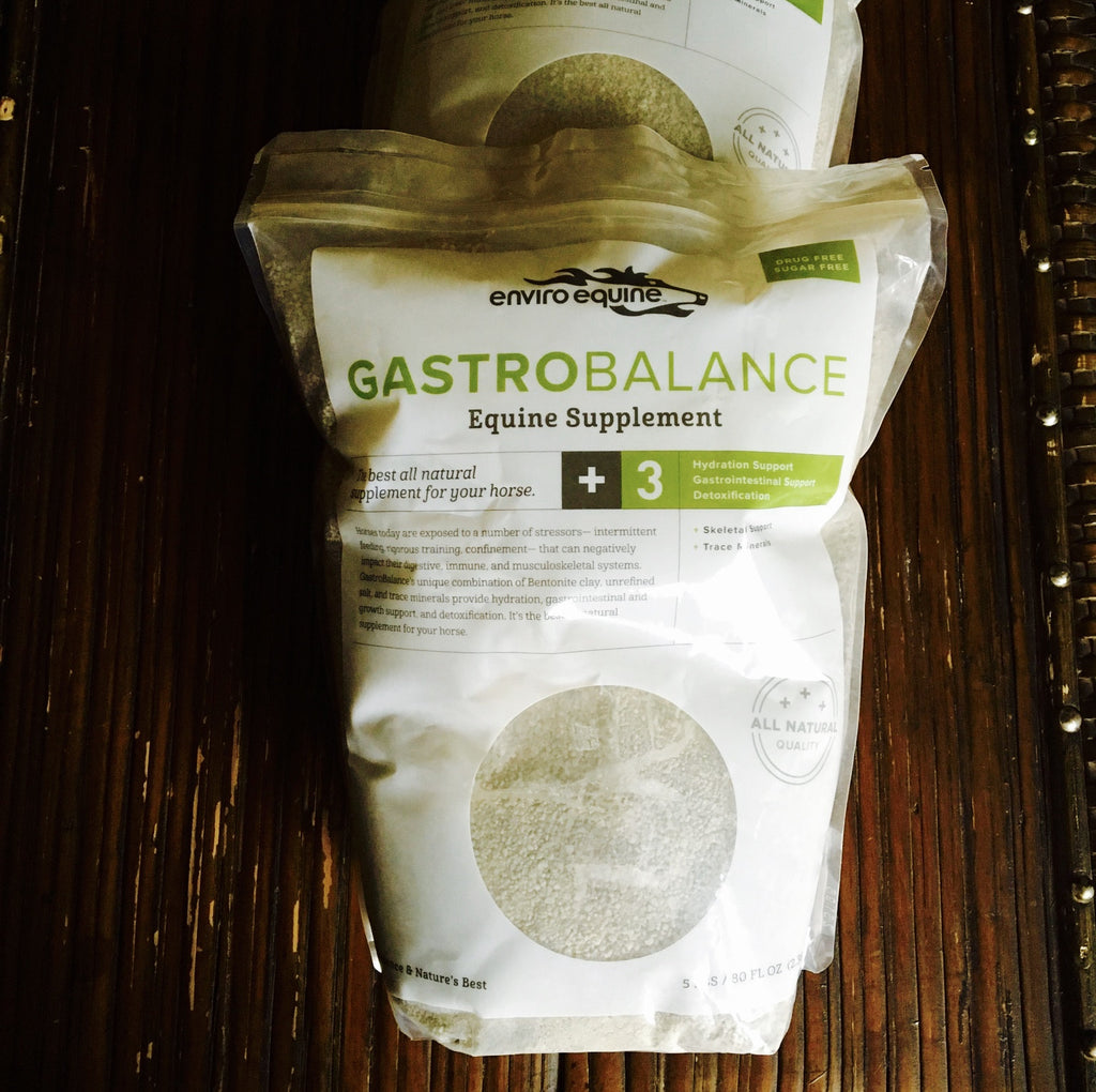 GastroBalance Digestion trace mineral all natural support Whole Equine