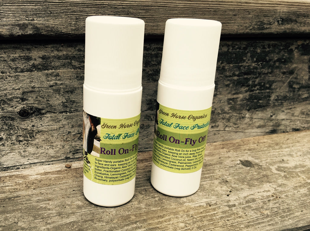 Natural Fly Spray Whole Equine