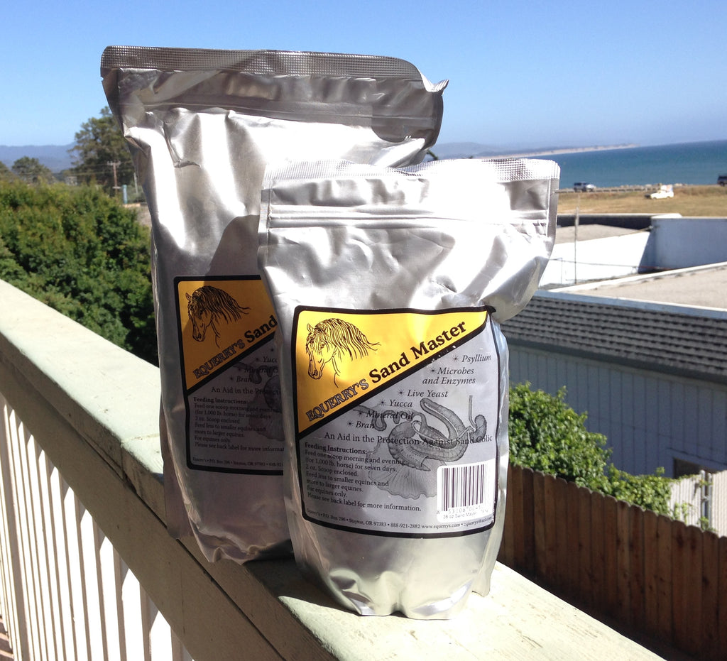 Sand Master- Equine Probiotic From Whole Equine