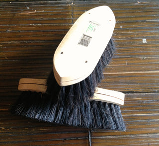 Desert Equestrian Soft Body Brush- Horse Hair Blend
