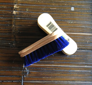 Desert Equestrian Face Brush- Horse Hair