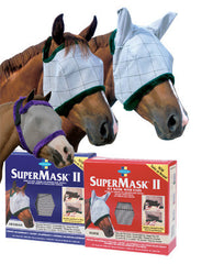 Supermask  Fly Mask Whole Equine