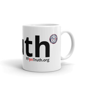 "FF911 ""truth"" Mug"