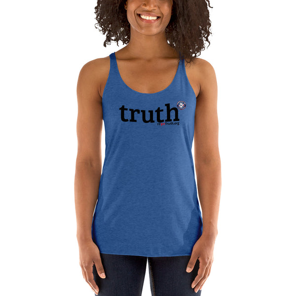 Women's Racerback truth-Tank