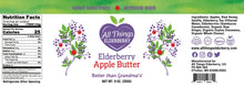 Load image into Gallery viewer, Elderberry Apple Butter