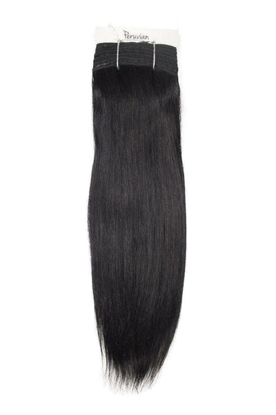 "Sensationnel Select Remi Peruvian 100% Human Hair 10"" / 1 - Jet Black, Human Hair - Sensationnel, Tisun - 3"