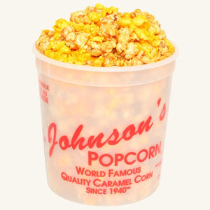 Johnson's Popcorn Small Tub