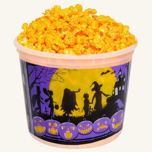 Johnson's Popcorn Large Halloween Tub-Cheddar Cheese