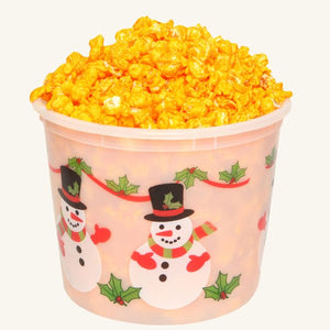 Johnson's Popcorn Large Happy Holidays Tub