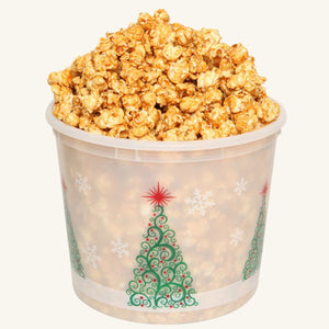 Johnson's Popcorn Merry Christmas Tower