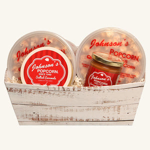 Johnson's Caramel Lovers Basket
