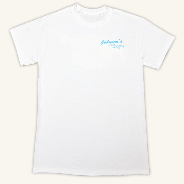 Johnson's Beach Ball Tee Shirt
