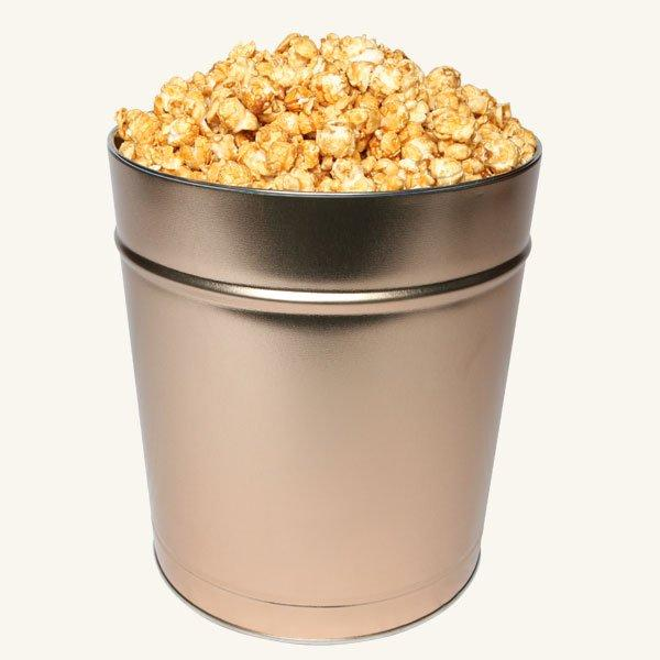 Johnson's 3.5 Gallon Gold Tin-Caramel