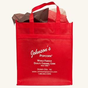 Johnson' Popcorn Reusable Shopping Bag
