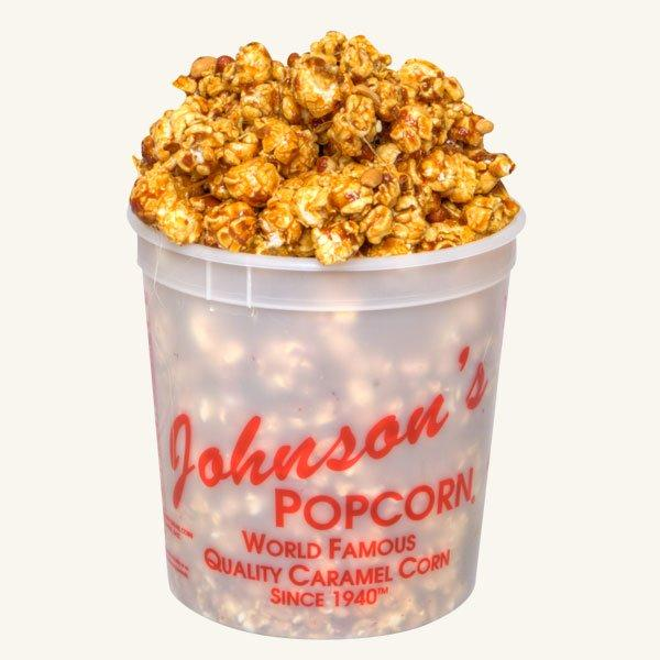 Johnson's Popcorn Small Peanut Crunch