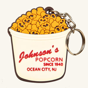 Johnson's Popcorn Keychain