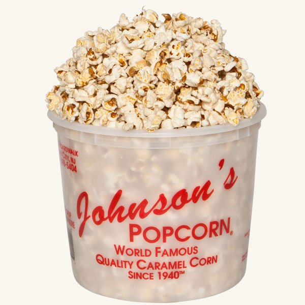 Johnson's Popcorn Large Tub