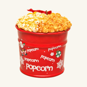 Johnson's Popcorn Christmas Ornament