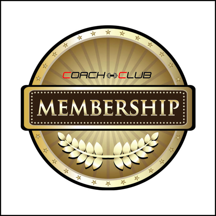 COACH-CLUB MEMBERSHIP