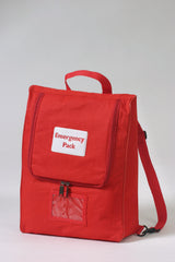 Empty Emergency Pack