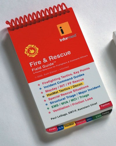 Fire rescue pocket guide