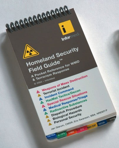 Homeland Security pocket guide