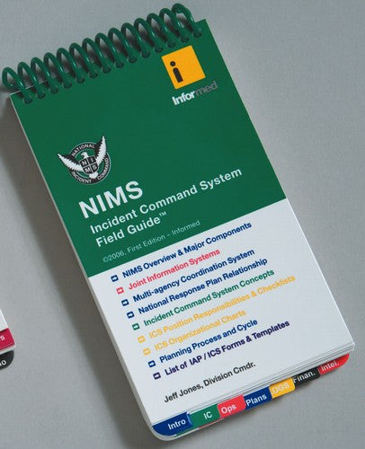 NIMS/ICS pocket guide