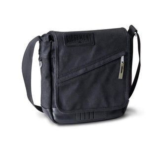 Roam Field Bag - Black/Green - Ridgemont