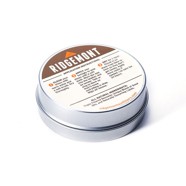 Ridgemont Outfitters Accessory Default Ridgemont Leather Boot Wax