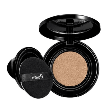 Make B. Base Líquida Beauty Cushion Beige-Claro