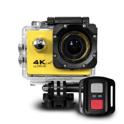 Cámara HD Sport tipo GoPro Ultra HD 4k con Control Remoto - Enjoy it Market